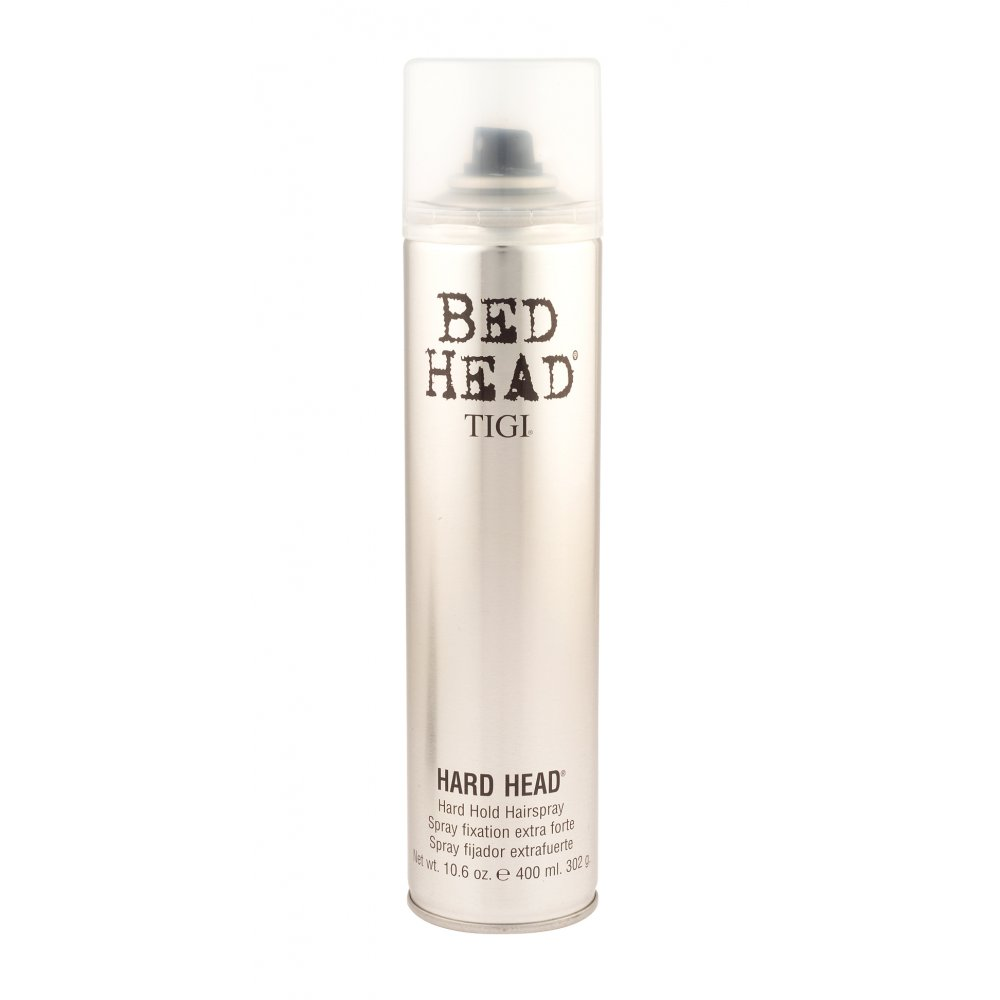 TIGI Bed Head Hard Head Hairspray 350ml