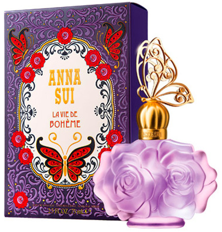 Anna Sui La Vie De Boheme 30 ml EDT Spray Tester