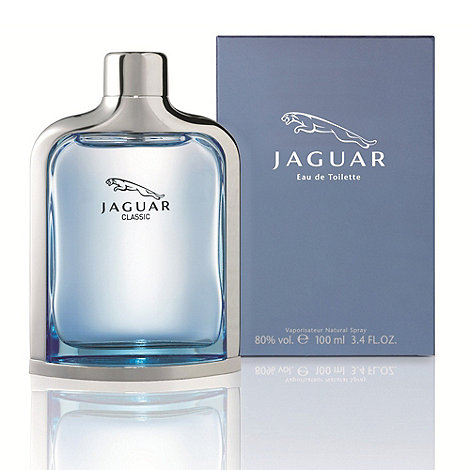 Jaguar Classic Blue by Jaguar 100 ml EDT Spray