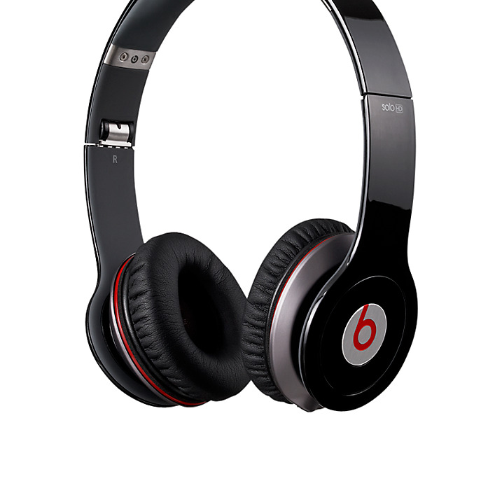 Dr Dre BEATS SOLO HD BLACK