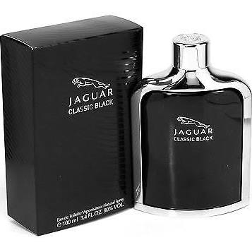 Jaguar Classic Black by Jaguar 100 ml EDT Spray