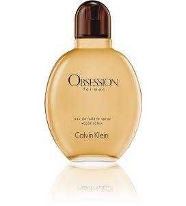 Calvin Klein Obsession for Men Eau de Toilette Spray 125ml