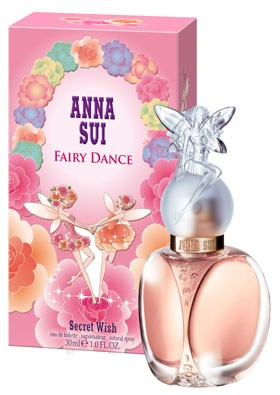 Anna Sui Fairy Dance Secret Wish 30ml EDT Spray
