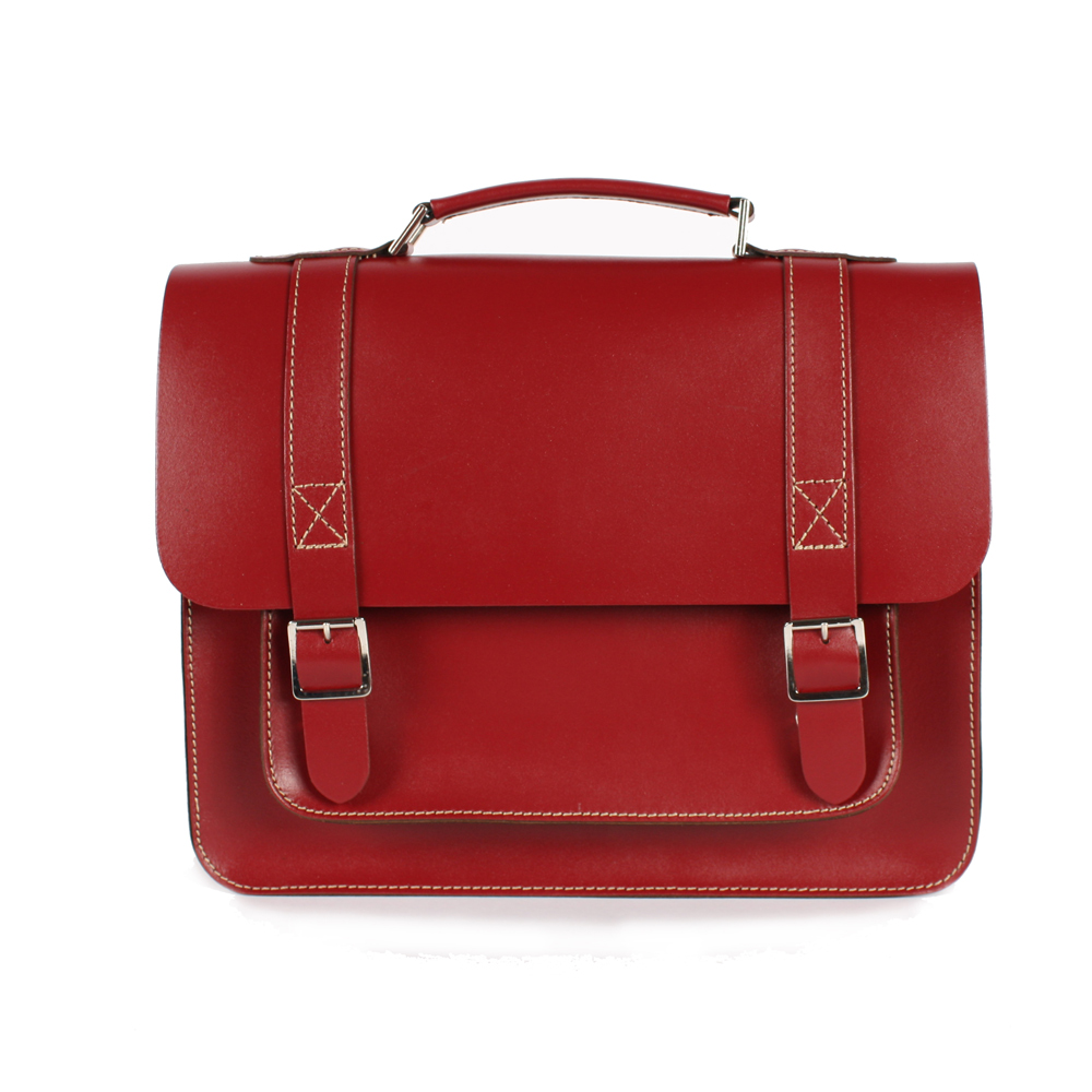 Bohemia Boho Briefcase 13 Lipstick Red