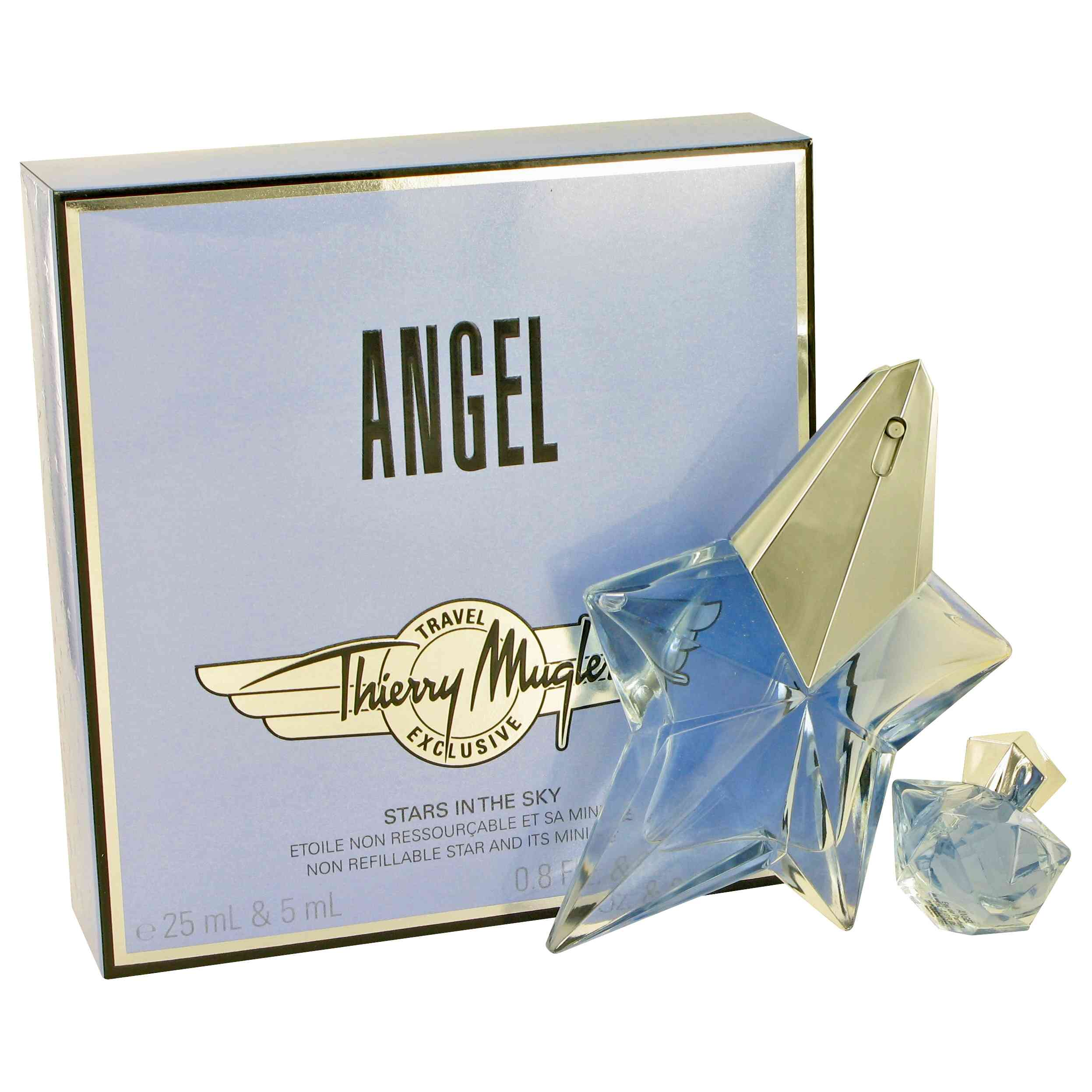 Thierry Mugler Angel The Sky Gift Set for Her