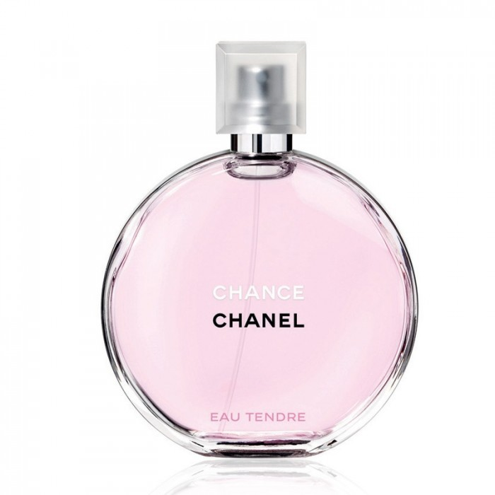 Chanel Chance Eau Tendre Eau De Toilette Spray 100ml