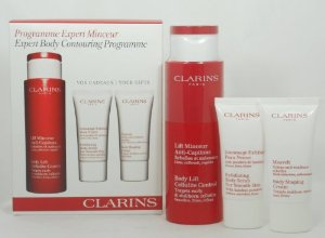 Clarins Expert Body Contouring Programme