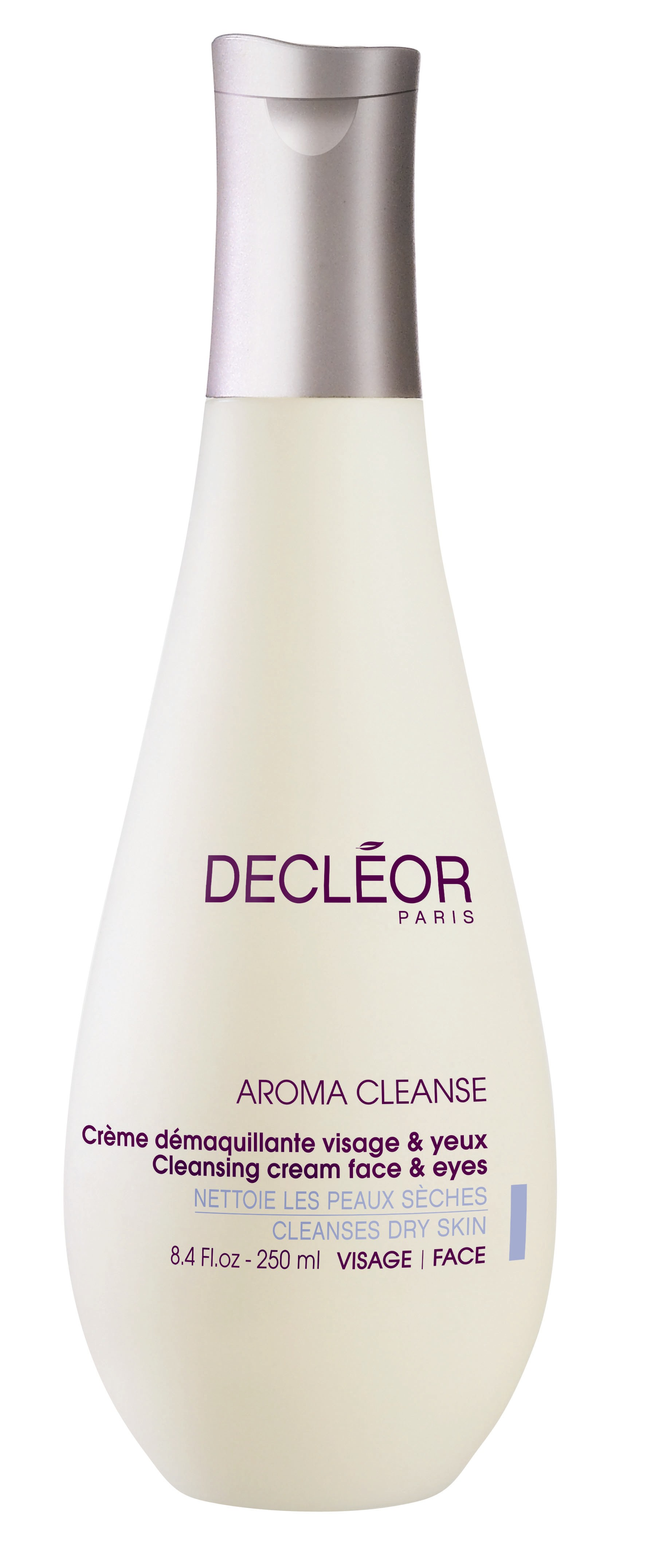 Decleor 250ml Aroma Cleanse Cleansing Cream Face & Eyes