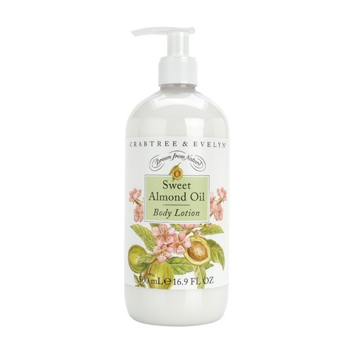 Crabtree & Evelyn Sweet Almond Oil Body Lotion