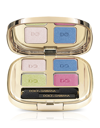 Dolce & Gabbana Quad Eyeshadow Set (Colour Dazzling 160)