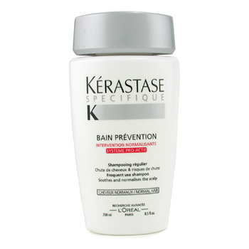 Kerastase Specifique Bain Prevention Frequent Use Shampoo (Normal Hair)  250ml
