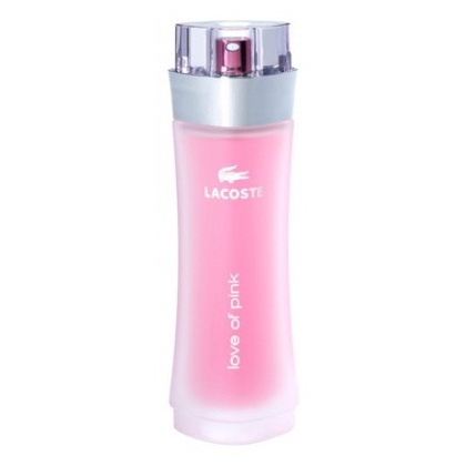 Lacoste Love of Pink 90ml EDT Spray