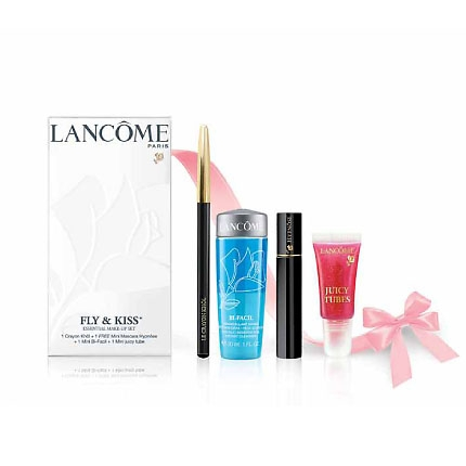 Lancôme Fly & Kiss Essential MakeUp Set
