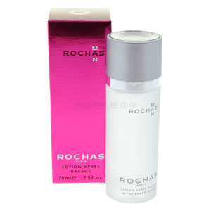 Rochas Man 75ml Aftershave
